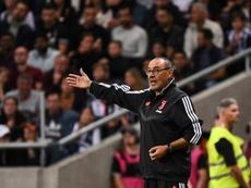 La Juventus podría firmar más incorporaciones antes del cierre de mercado. AFP