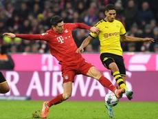 Borussia Dortmund - Bayern de Munique, escalações prováveis. AFP