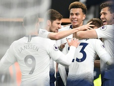 Spurs save themselves for Champions League final. AFP