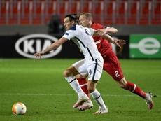 Bale se quejó con Ibra del FIFA. AFP