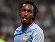 Gelson Martins se queda a gusto. AFP