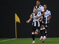 L'Udinese batte la Juve in rimonta. AFP