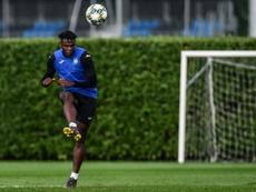Le formazioni ufficiali di Torino-Atalanta. AFP