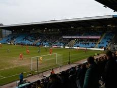 El fútbol modesto inglés se une contra la finalización de la temporada. AFP/Archivo