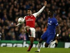 Arsenal tourne au ralenti. AFP