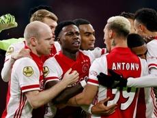 El Borussia le quita al Ajax a una de sus grandes joyas. AFP