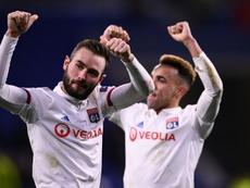 Tousart regrette un peu pour la Ligue des champions. AFP