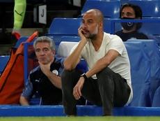 City goleou o Liverpool por 4 a 0. AFP