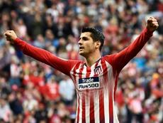 Álvaro Morata será o terceiro jogador por quem mais dinheiro se moveu na história. AFP