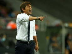 Conte thinks Inter are scary again. AFP