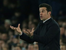 Marco Silva got the last laugh against his former employers. AFP