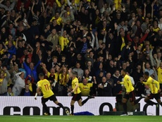 Watford are at home. AFP