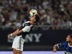 Le groupe de la Juventus pour affronter Parme en Serie A. AFP