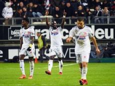 Officiel : Moussa Konaté de retour en Ligue 1. AFP