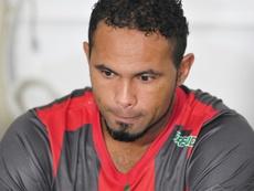 Boa Esporte's new signing Bruno Fernandes.