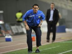 El AEK cesará a Manolo Jiménez. AFP