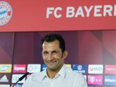 Salihamidzic s'intéresse à l'Ajax. AFP