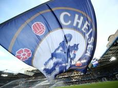 Chelsea e Manchester United, quem sai jogando. AFP