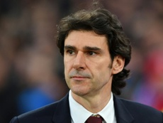 Karanka has left the Championship side. AFP