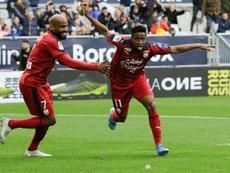 Les compos probables du match de Ligue 1 entre Nice et Bordeaux. AFP