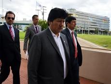 Asocian a Edwin Oviedo con la organización criminal. AFP