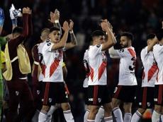 Gallardo poupou quatro atletas pensando no Boca. AFP