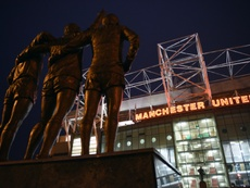 El desconocido y honorable pacto no escrito entre United y Liverpool. AFP