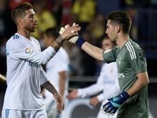 Luca Zidane deslumbra en el Castilla. AFP