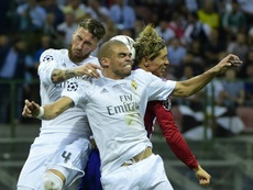 Real Madrid's goal in the CL final v Atletico was offside, Clattenburg admits. AFP