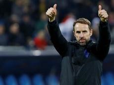 Southgate estará con el Liverpool. AFP