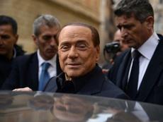 Berlusconi dice que le devuelvan el Milan. AFP
