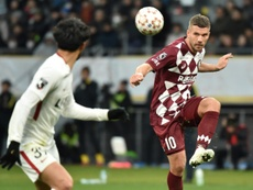 OFFICIEL : Podolski rejoint Antalyaspor. AFP