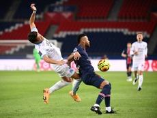 L'OM a des preuves des insultes de Neymar envers Sakai. AFP