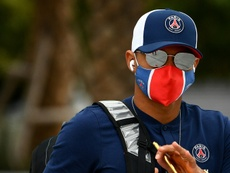 Capello parla di Thiago Silva. AFP