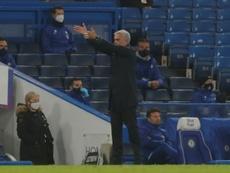 Tottenham manager Jose Mourinho defended Lloris. AFP