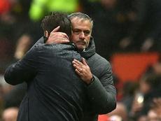 Mourinho cobrará el doble de lo que percibía Pochettino. AFP