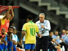 Les conseils de Ronaldo à Neymar pour ses blessures. AFP