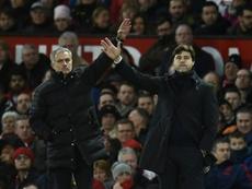 Les éloges de Mourinho à Tottenham que les fans de Chelsea n'apprécieront pas. AFP