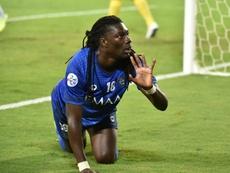El Al Sadd de Xavi se queda a un gol del milagro en Champions. AFP