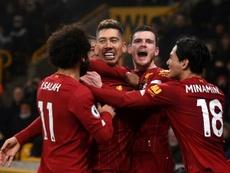 Liverpool rejoint le Real dans la lutte pour l'une des promesses mondiales. AFP