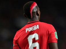 Real Madrid still preying on Pogba. AFP