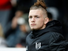 Harvey Elliott le dijo que no al Madrid. AFP