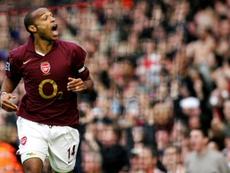El United rechazó a Henry. AFP