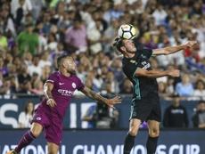 Madrid divulga preços das entradas para jogo contra o City. AFP