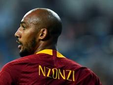 N'Zonzi llega al Galatasaray tras jugar 39 partidos con la Roma. AFP