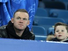 Rooney volverá a jugar en Inglaterra. AFP