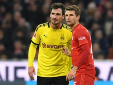 Hummels analizó el momento del Borussia Dortmund. AFP