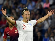 Lucy Bronze: The making of the Lionesses' World Cup star. AFP