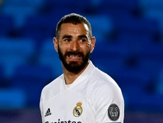 Benzema uomo assist. AFP