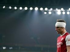Arsenal critiqué pour sa gestion du choc de David Luiz. AFP